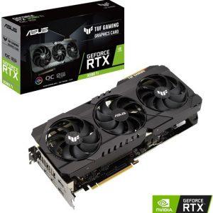 SVGA ASUS TUF RTX3080Ti TUF-RTX3080Ti-O12G-GAMING 12GB GDDR6 HDMI DP 90YV0GU1-M0NM00