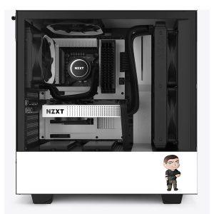 """PC DANGEREESK """"GLUKHAR"""" - CPU AMD R5 5600X 32GB SSD 512GB VGA RTX2060 6GB CASE H510 750W"""